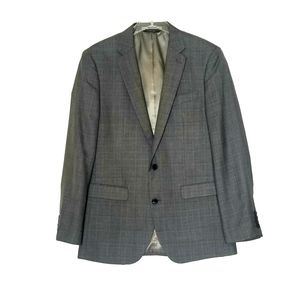 Beverly Hills Polo Club Gray Suit